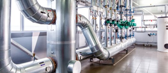 calorifugeage industriel