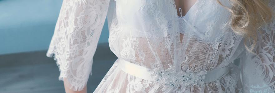 lingerie pour mariage