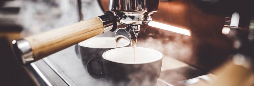 Choisir une machine à café espresso