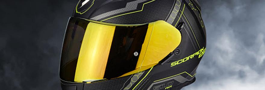 casque moto intégral