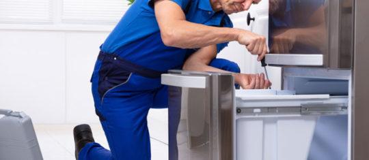 Faire intervenir un réparateur chez soi