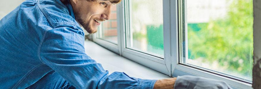 Installation de portes et de fenêtres