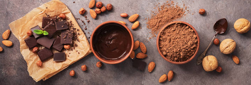 chocolats sans sucres