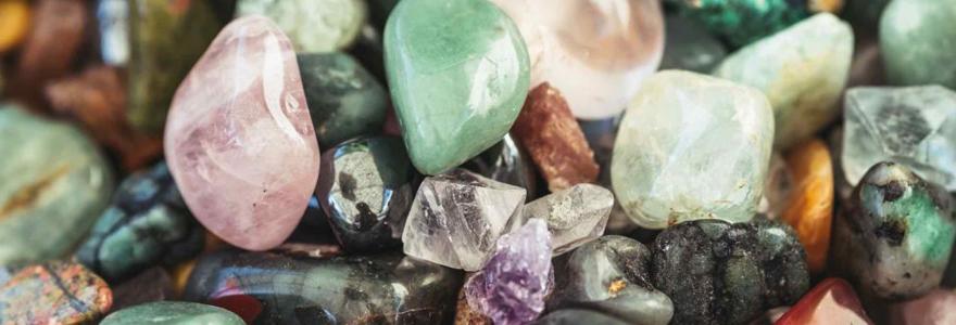 pierres de lithothérapie