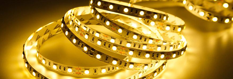 ampoule ruban LED
